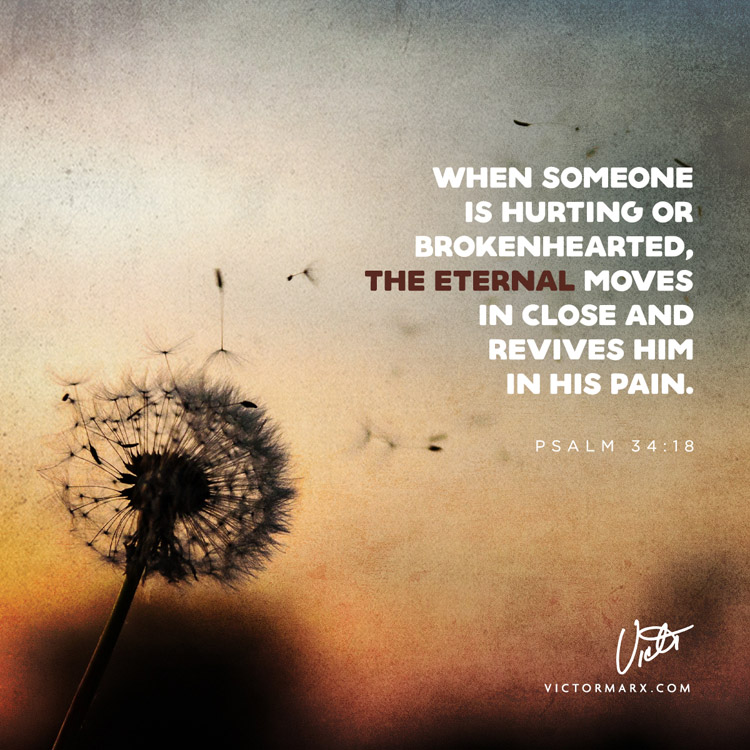 psalm 34:18 victor marx