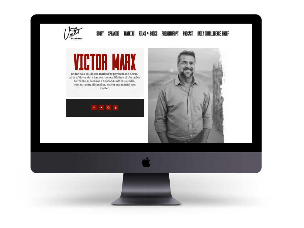 Epic Agency - Victor Marx