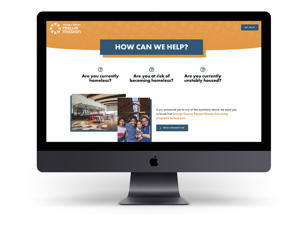 Orange County Rescue Mission - Epic Agency