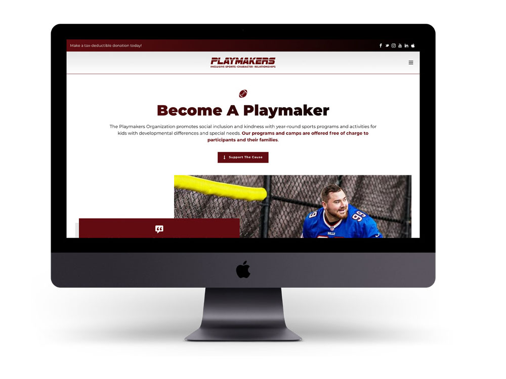 Playmakers - Inclusive Sports