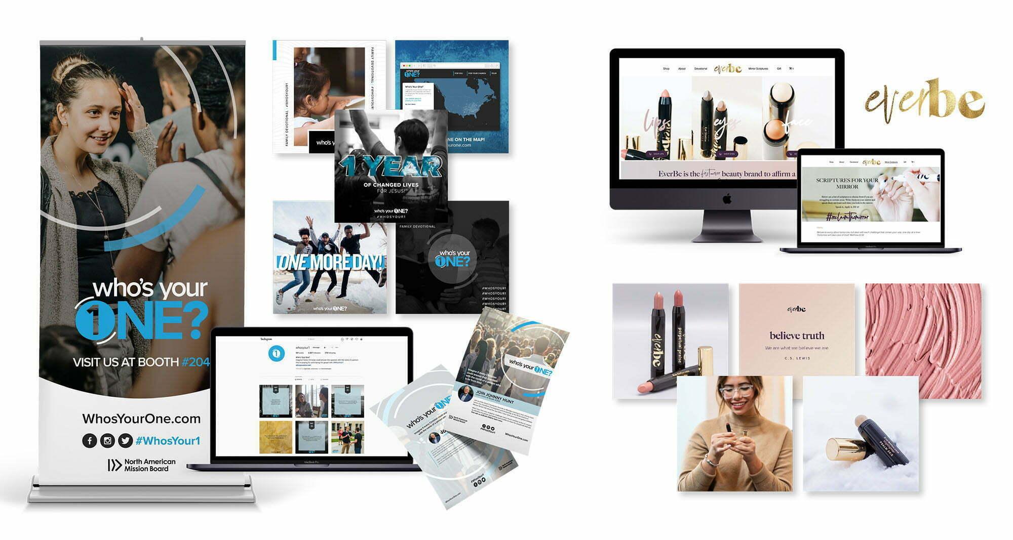Epic Digital Marketing - Graphic design