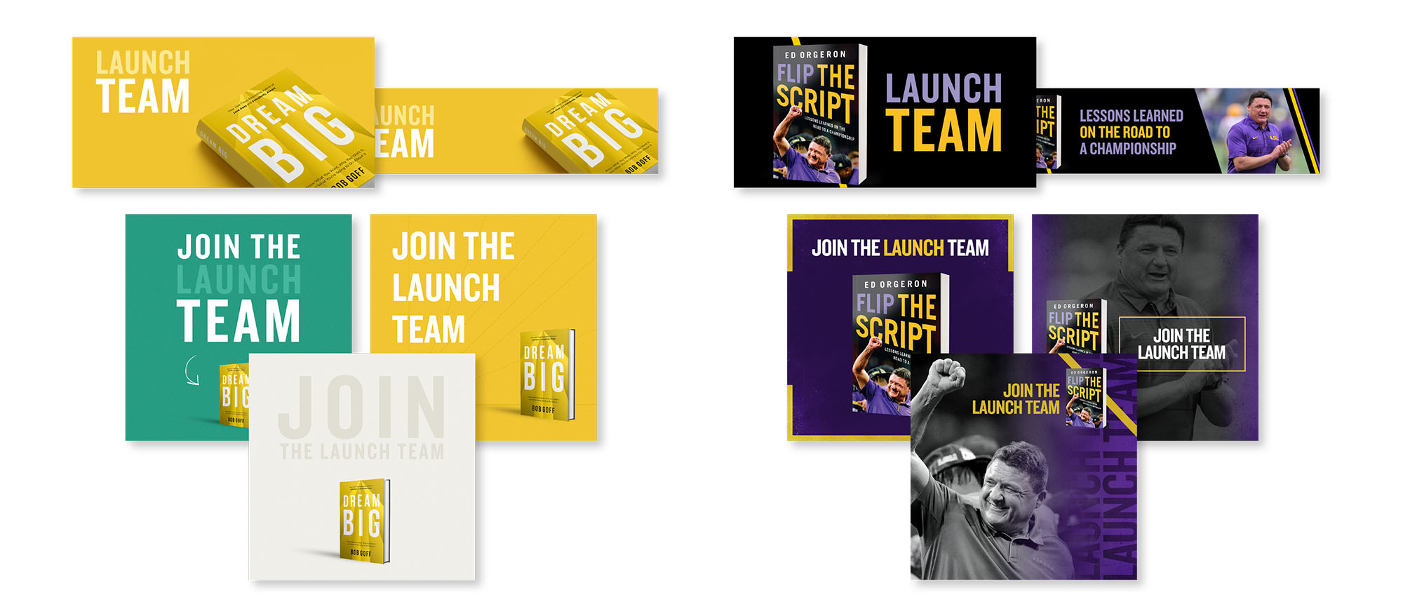 Epic Agency Design Portfolio - Graphic design