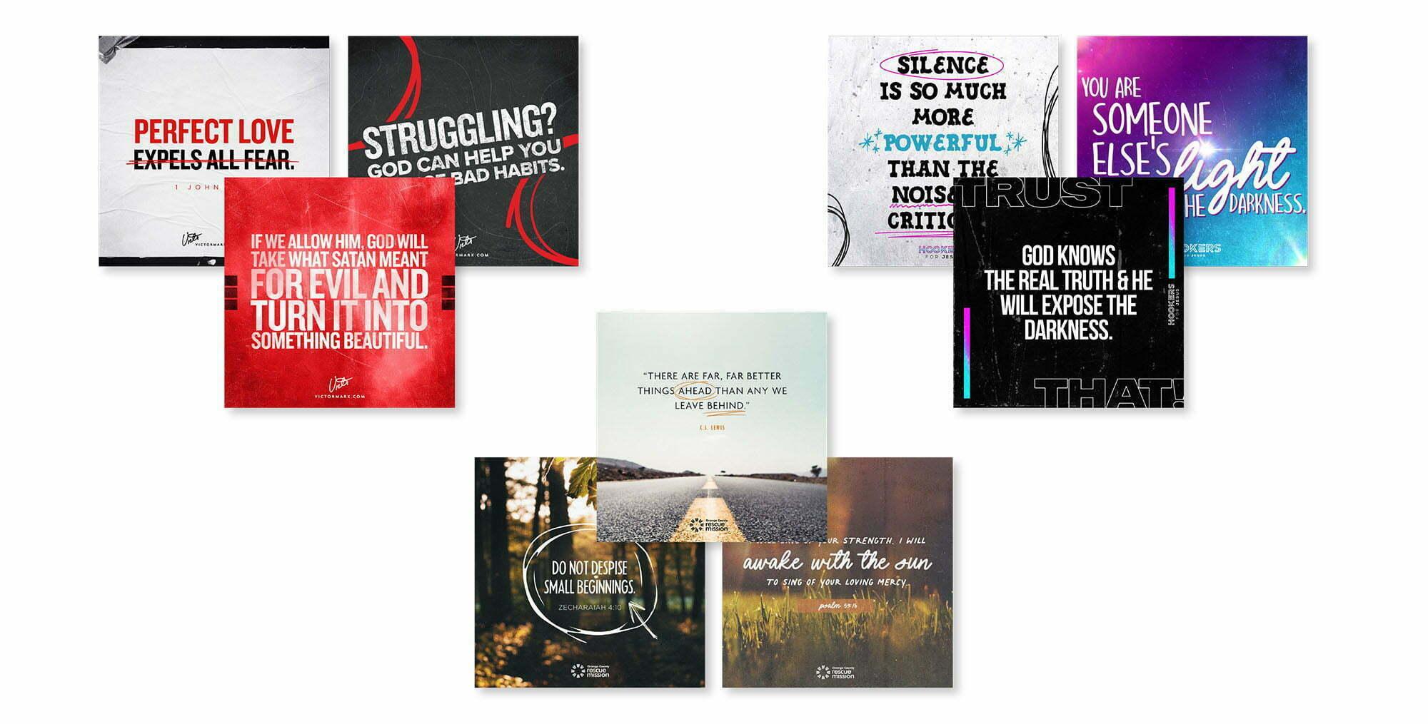Epic Agency Design Portfolio - Book Covers